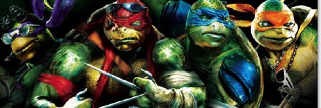 Teenage Mutant Ninja Turtles per Nintendo 3DS