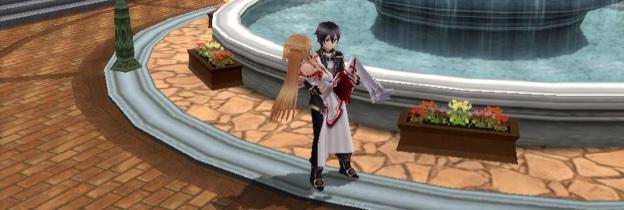 Sword Art Online: Hollow Fragment per PSVITA
