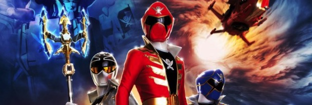 Power Rangers Super Megaforce per Nintendo 3DS