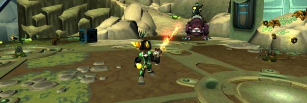 Ratchet & Clank Trilogy per PSVITA