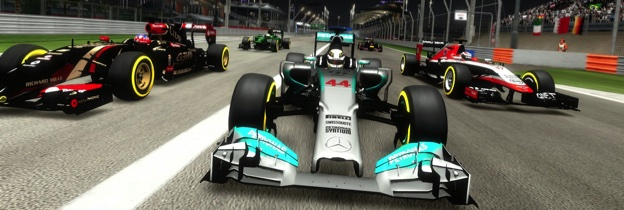 F1 2014 per PlayStation 3