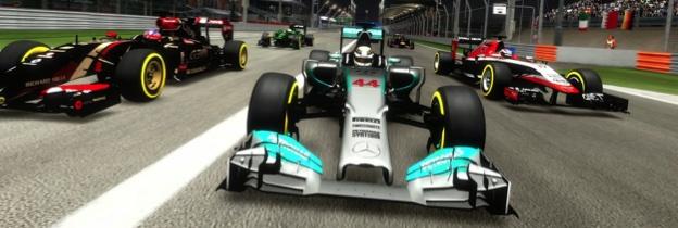 F1 2014 per Xbox 360