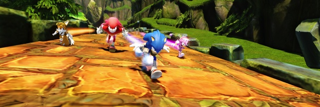 Sonic Boom: Frammenti di cristallo per Nintendo 3DS