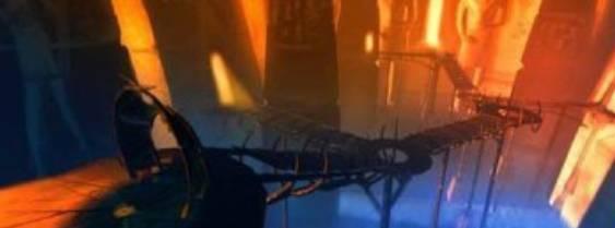 Sphynx e la Mummia Maledetta per PlayStation 2