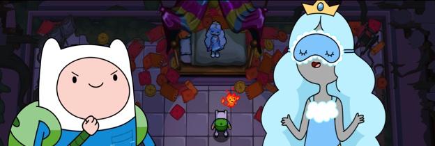 Adventure Time: Il segreto del Regno Senzanome per Xbox 360