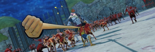 Immagine del gioco One Piece: Pirate Warriors 3 per Playstation 4