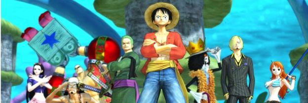 One Piece: Pirate Warriors 3 per PSVITA
