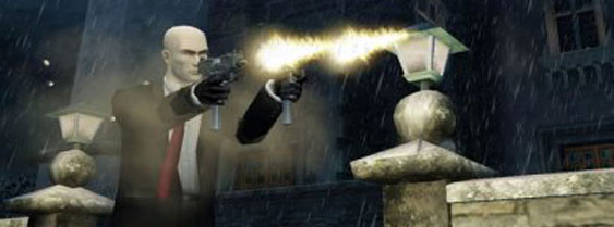 Hitman 3: Contracts per PlayStation 2