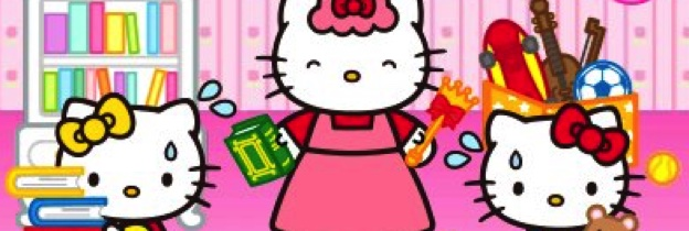 Hello Kitty Happy Happy Family per Nintendo 3DS