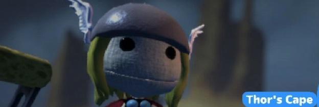 LittleBigPlanet Marvel Super Hero Edition per PSVITA