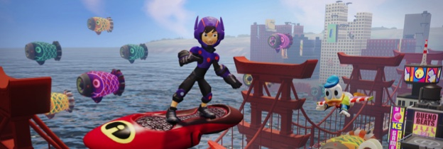 Disney Infinity 2.0: Marvel Super Heroes per Nintendo Wii U