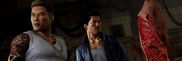 Sleeping Dogs: Definitive Edition per PlayStation 4