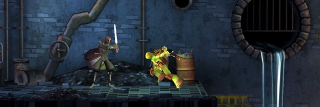 Teenage Mutant Ninja Turtles: La Minaccia del Mutageno per Xbox 360