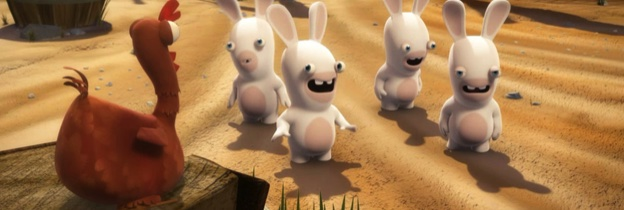 Rabbids Invasion: Lo show televisivo interattivo per PlayStation 4