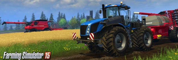 Farming Simulator 15 per PlayStation 3