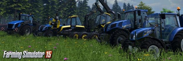 Farming Simulator 15 per Xbox 360