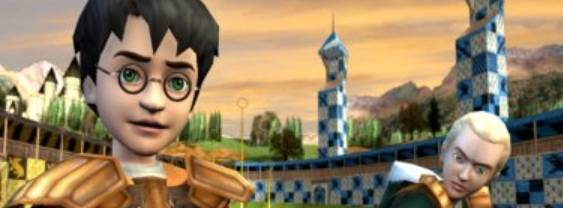 Harry Potter - La coppa del Mondo di Quidditch per PlayStation 2