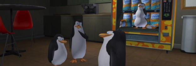Immagine del gioco I Pinguini di Madagascar per Nintendo Wii U