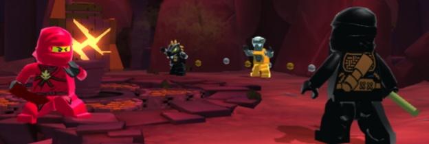 LEGO Ninjago: L'ombra di Ronin per Nintendo 3DS
