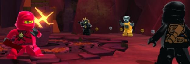 LEGO Ninjago: L'ombra di Ronin per PSVITA