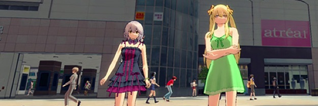 AKIBA'S TRIP: Undead & Undressed per PlayStation 4
