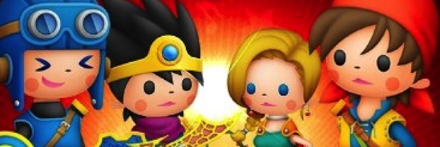 Theatrhythm Dragon Quest per Nintendo 3DS