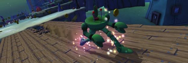 SpongeBob HeroPants per PSVITA