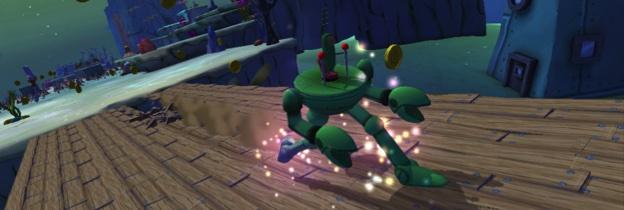 SpongeBob HeroPants per Xbox 360