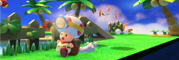 Captain Toad: Treasure Tracker per Nintendo Wii U