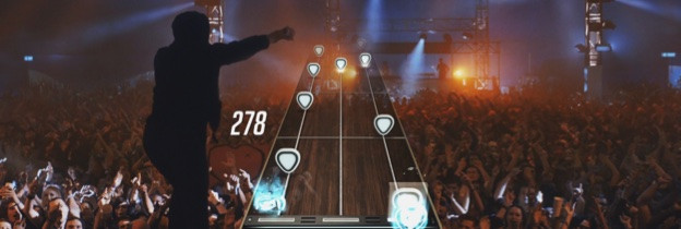 Guitar Hero Live per Xbox 360