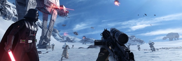 Star Wars: Battlefront per PlayStation 4