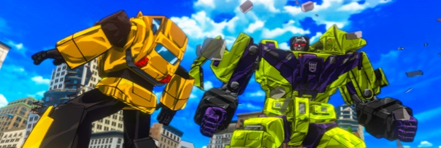 Transformers: Devastation per PlayStation 4