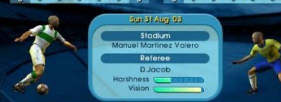 LMA Manager 2004 per PlayStation 2