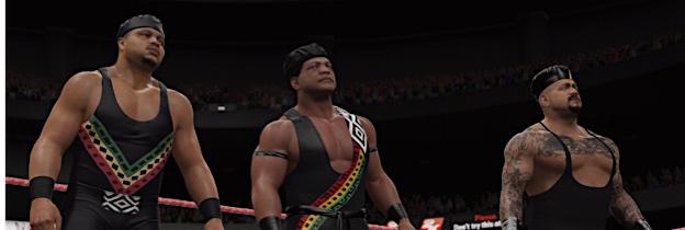 WWE 2K16 per Xbox 360