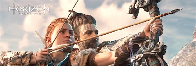 Immagine del gioco Horizon: Zero Dawn per PlayStation 4