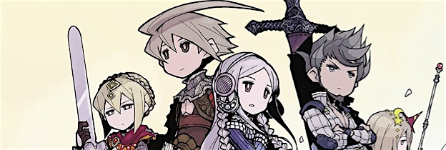 The Legend of Legacy per Nintendo 3DS