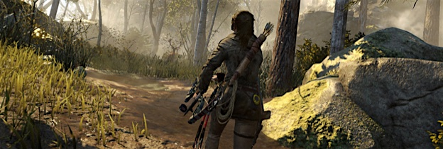 Rise of the Tomb Raider per Xbox 360