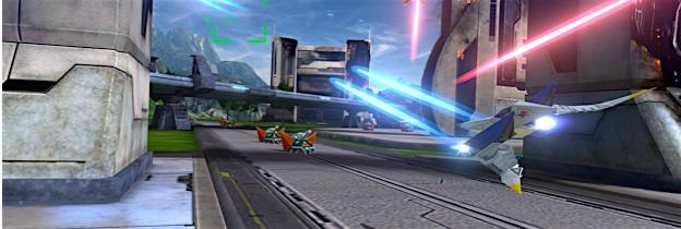 Star Fox Zero per Nintendo Wii U