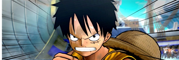 One Piece: Burning Blood per PSVITA