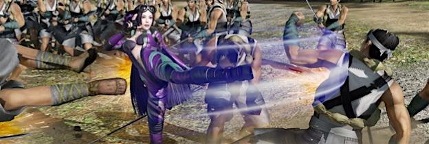 Samurai Warriors 4-II per PSVITA