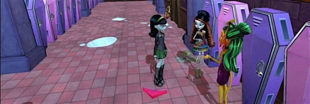 Immagine del gioco Monster High: Una nuova Mostramica a Scuola per Nintendo 3DS