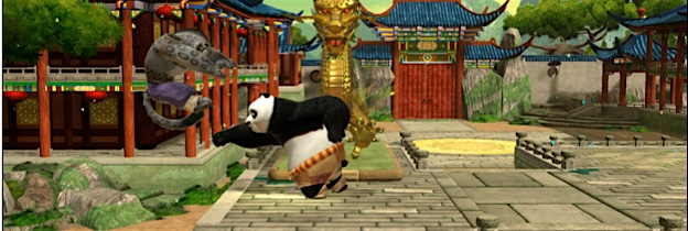Kung Fu Panda: Scontro finale delle leggende leggendarie per PlayStation 4