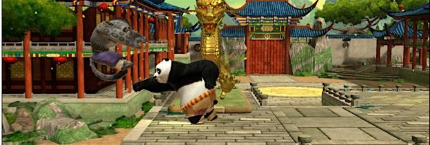 Kung Fu Panda: Scontro finale delle leggende leggendarie per Xbox 360