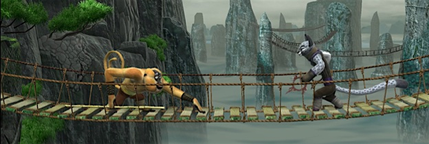 Kung Fu Panda: Scontro finale delle leggende leggendarie per Nintendo 3DS
