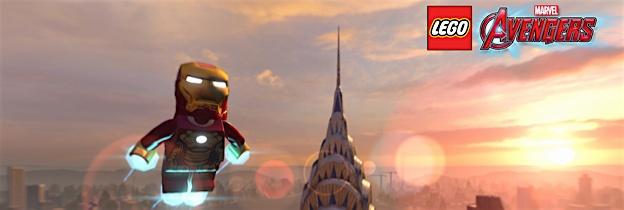Immagine del gioco LEGO Marvel's Avengers per Nintendo DS