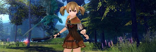 Immagine del gioco Sword Art Online: Hollow Realization per PSVITA
