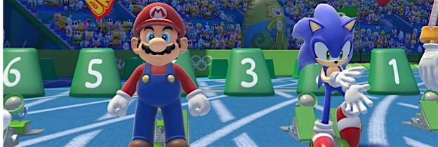 Mario & Sonic ai Giochi Olimpici di Rio 2016 per Nintendo 3DS