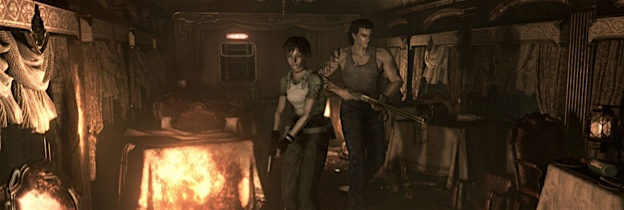 Resident Evil 0 per PlayStation 4