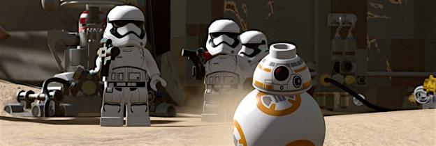 LEGO Star Wars: Il risveglio della Forza per PlayStation 4