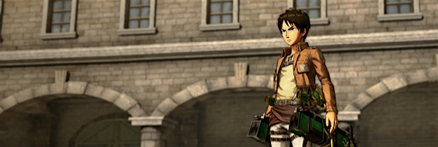 Attack on Titan: Wings of Freedom per PlayStation 3